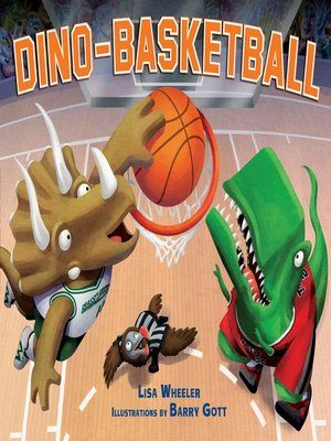 cover image of Dino-Basketball